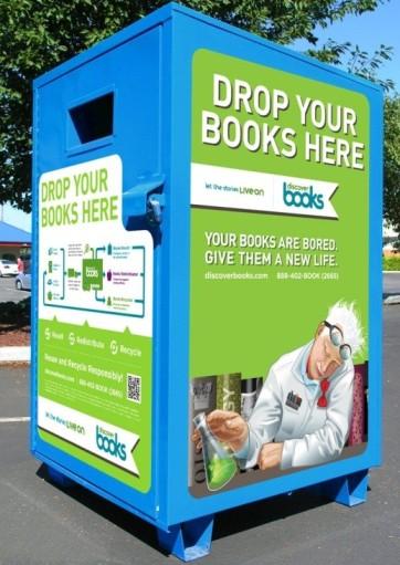 book bin